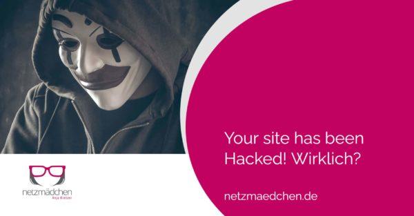 website gehackt erpresser