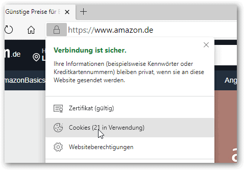 Cookies Im Browser Checken 2