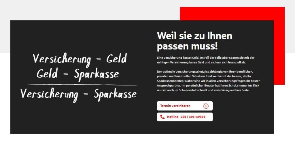 Wordpress Entwicklung Finanz 2