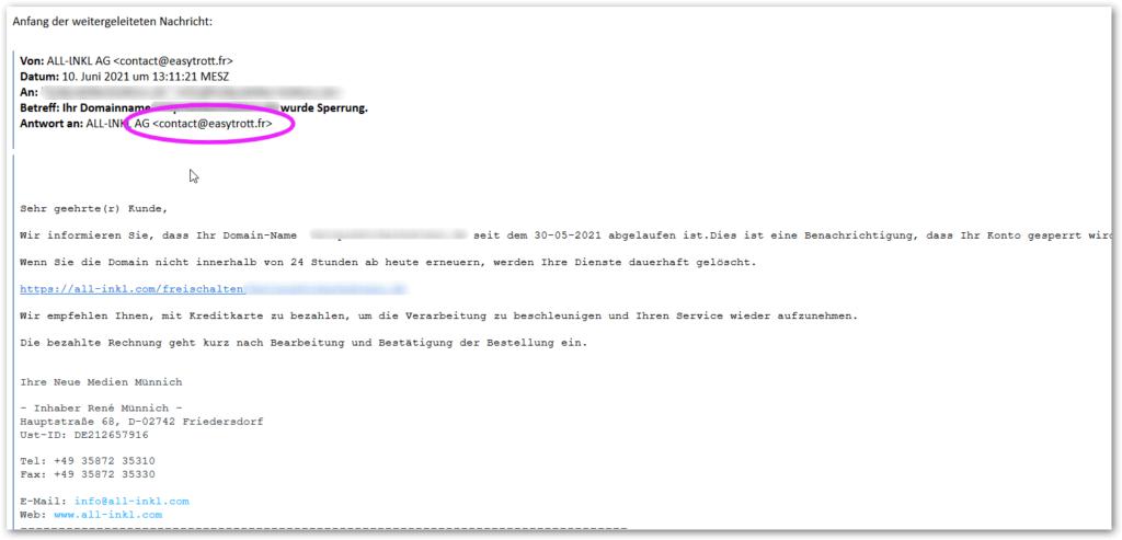 phishing all inkl